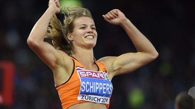 Schippers door Atletiekunie gekozen als atlete van het jaar