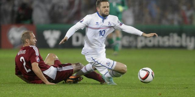 IJsland moet Sigurdsson mogelijk missen tegen Oranje