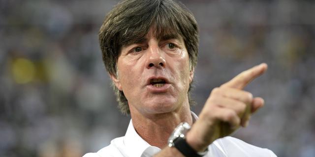 Löw verlengt definitief contract tot en met WK 2018