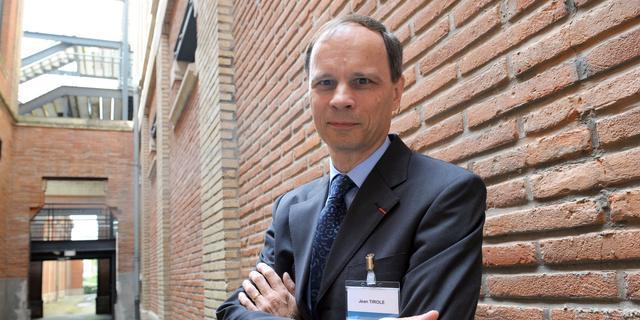 Nobelprijs Economie naar Fransman Jean Tirole