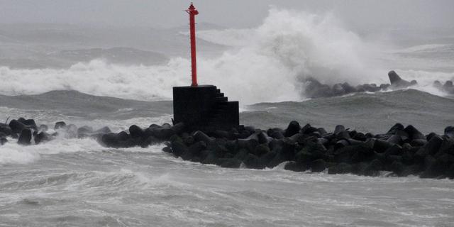 Doden in Japan door tyfoon Vongfong