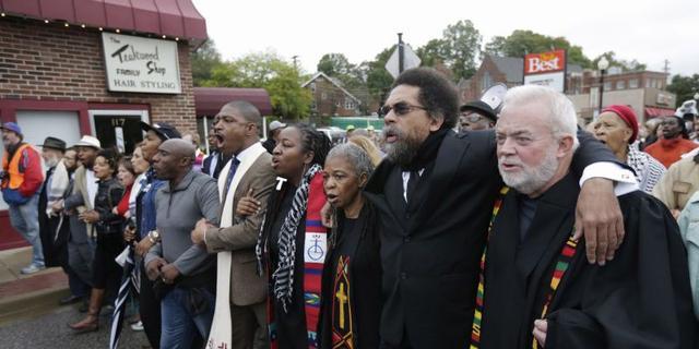 Tientallen arrestaties bij protestactie in Ferguson
