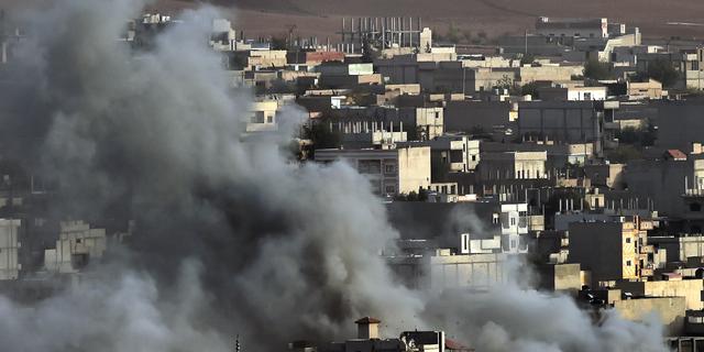Zware straatgevechten in Kobani