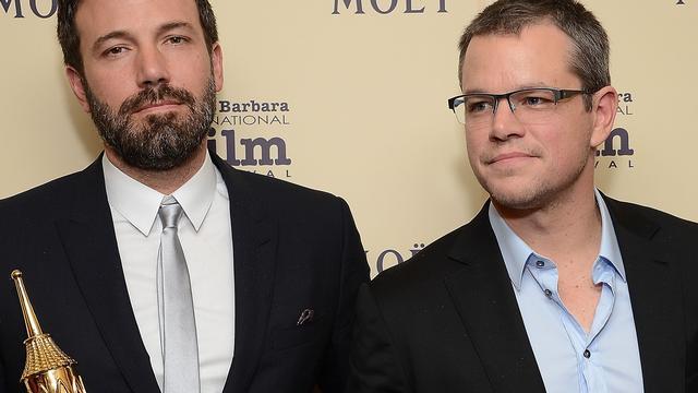 Ben Affleck producent 'FIFA-schandaalfilm'