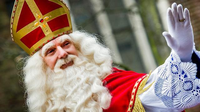 Sinterklaas bezoekt winkelcentrum de Baronie op zaterdag 24 november