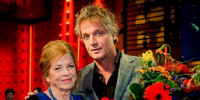 Jeroen Pauw wint Sonja Barend Award