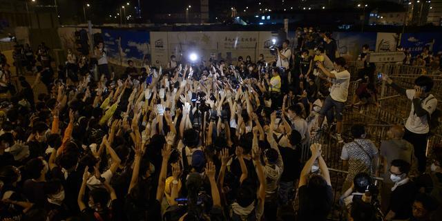 Onderzoek naar politiegeweld in Hongkong