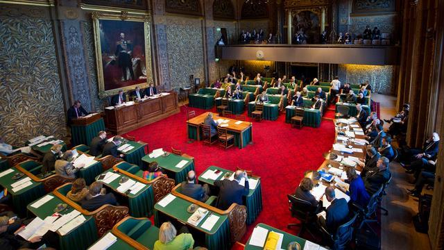 PVV wil debat in Eerste Kamer over Europese naheffing