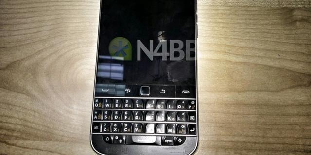 'Foto's en details van herkenbare Blackberry Classic gelekt'