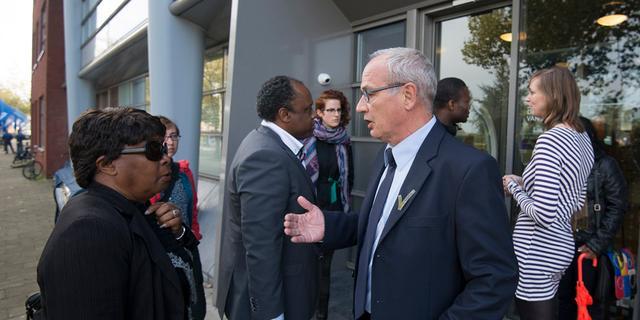 Onrust bij zitting over Zwarte Piet op Utrechtse school