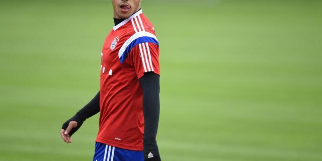 Thiago Alcantara loopt opnieuw zware blessure op