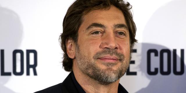 Javier Bardem speelt hoofdrol in nieuwe miniserie Spielberg
