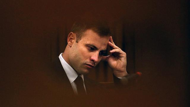 Pistorius krijgt vijf jaar cel voor doden vriendin