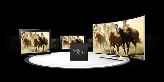 Samsung onthult nieuwe eigen Exynos-processor