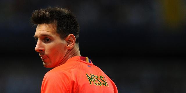 Vader Jorge pleit Lionel Messi vrij van belastingfraude