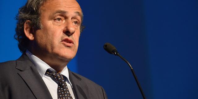 Platini hoopt op niet-Europese kandidaat voor voorzitterschap FIFA