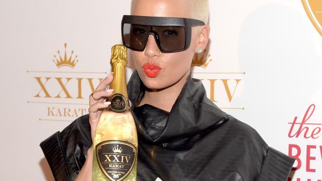 Amber Rose reageert op uitlatingen van Kanye West
