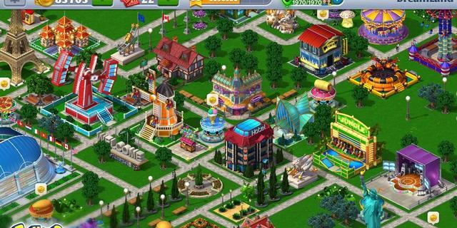 Rollercoaster Tycoon 4 Mobile ook beschikbaar voor Android
