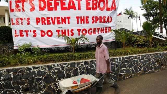 EU verhoogt hulp tegen ebola naar 1 miljard euro