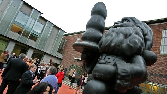 Oslo plaatst omstreden kabouterkunstwerk