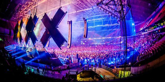 Amsterdam Dance Event verwacht 365.000 bezoekers