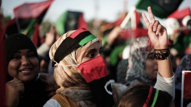 Parlementen Libië onderhandelen in Marokko over eenheidsregering