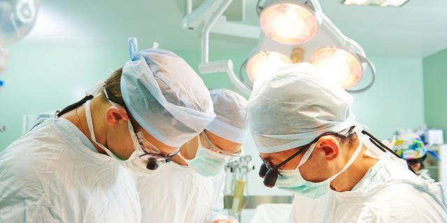 Stressbal helpt bij angst en pijn tijdens operatie