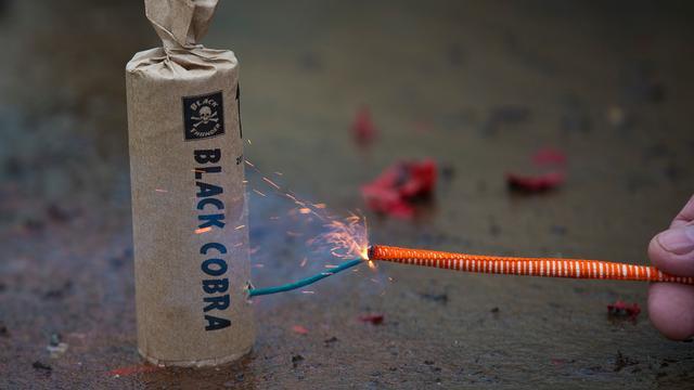Politie Bergen op Zoom roept inwoners op om illegaal vuurwerk te melden