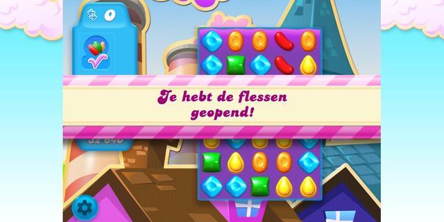 Candy Crush Soda Saga uit voor Android, iOS en Facebook