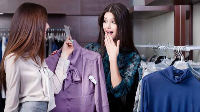 Nederlanders maken zich amper schuldig aan 'wardrobing'