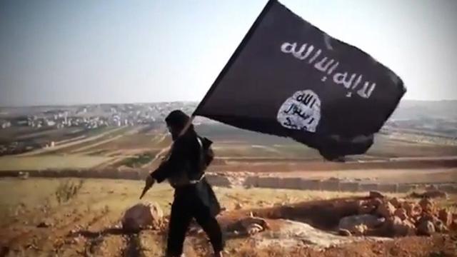 IS pakt piloot van gecrasht Syrisch vliegtuig