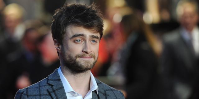 Daniel Radcliffe krijgt ster op Hollywood Walk of Fame