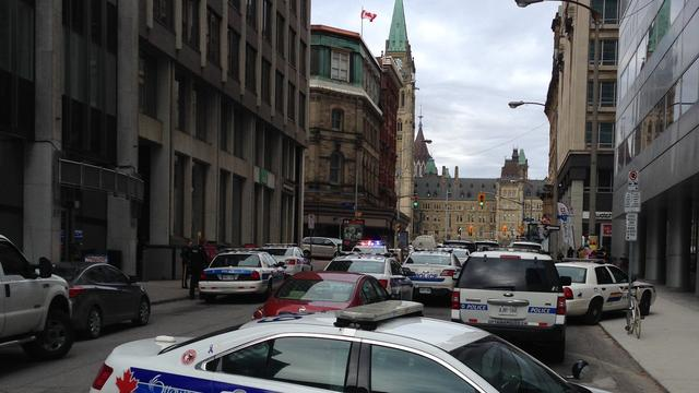 Schutter Ottawa gaf motief aanslag in video