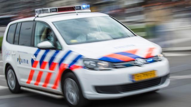 Auto rijdt door na ongeval op A58 bij Middelburg