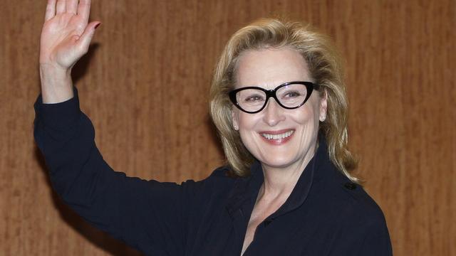 Meryl Streep wordt over een paar maanden oma