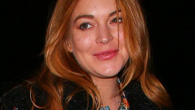 Lindsay Lohan zegt theatervoorstelling Londen af