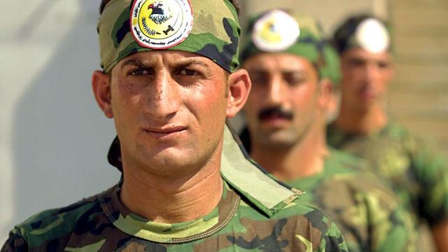 Tweehonderd peshmerga's via Turkije naar Kobani