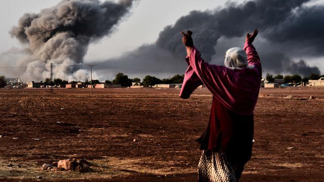 Amerikaanse vliegtuigen bombarderen al-Nusra
