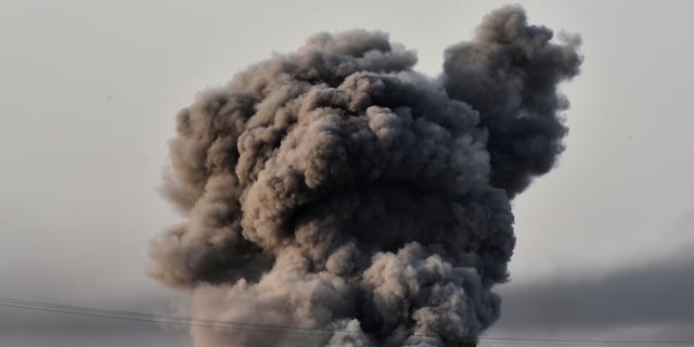 Ruim tweehonderd burgers gedood bij Syrische aanvallen