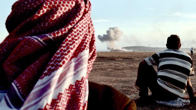 Amerikanen trainen gematigde strijders Syrië voor defensieve rol