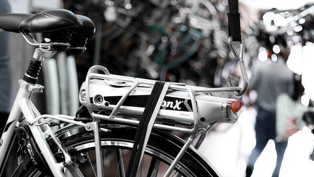 Verkoop e-bike goed voor omzet van 414 miljoen euro