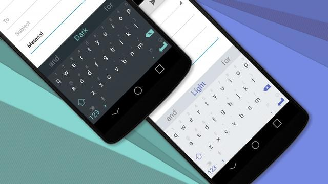 Swiftkey voegt Material Design-thema's toe