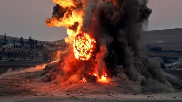 Iran bombardeerde wel IS-doelen in Irak