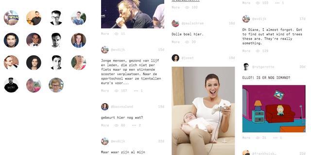 Ello krijgt in 2015 nieuw design en mobiele apps