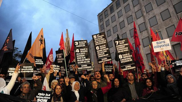 Politie pakt tientallen op in Koerdisch deel Turkije