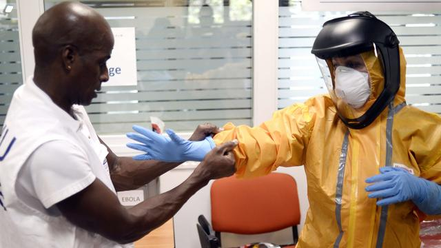 Interactieve video: ebola