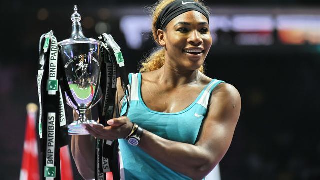 Williams neemt revanche op Halep en wint WTA Finals