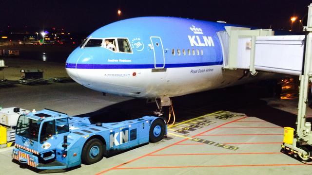 Laatste commerciële vlucht MD-11 geland op Schiphol