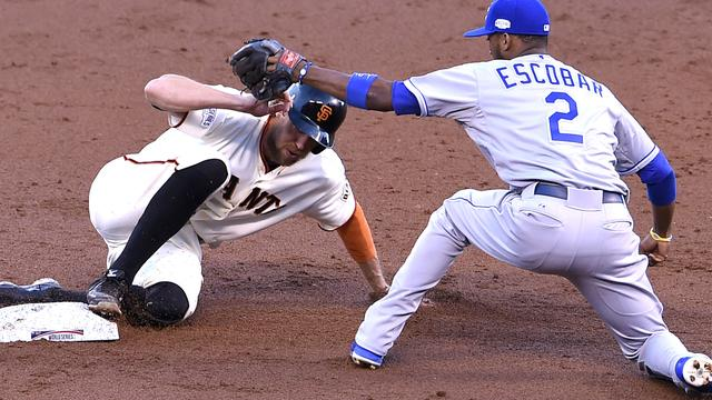 Giants trekken stand gelijk tegen Royals in World Series