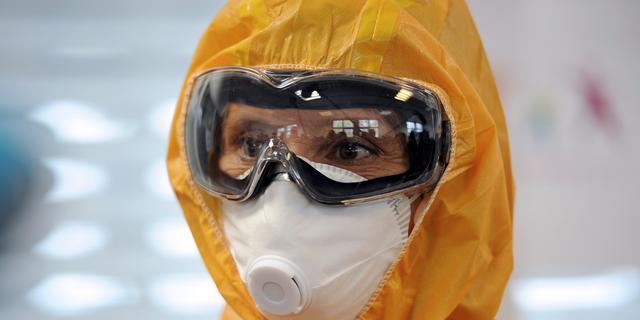 Leger VS isoleert teruggekeerde militairen uit ebolagebieden